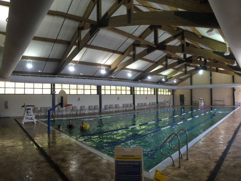 Indoor Pool at Owners club