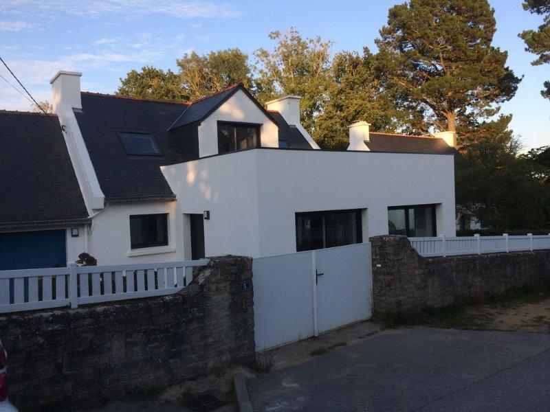 House at the water's edge, location de vacances à Baden