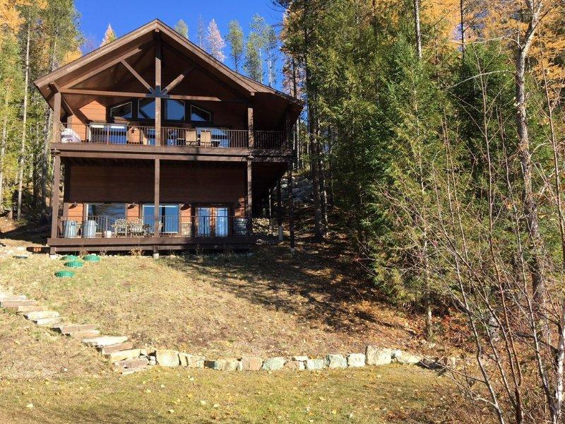 Family friendly home on Spoon Lake., alquiler de vacaciones en Columbia Falls