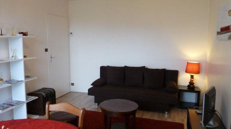 Appartement de vacances dans résidence, holiday rental in Loir-et-Cher