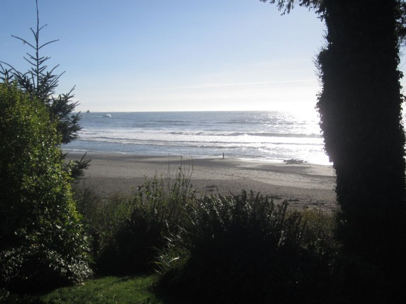 Relaxing oceanfront home with private beach access! Bring your family & pet., vacation rental in Brookings