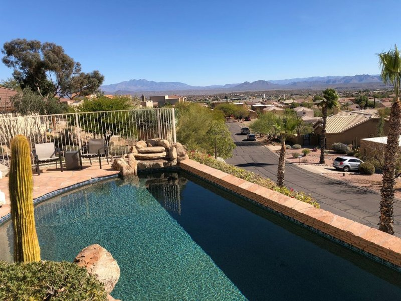Contemporary Comfort Hilltop Home - JUNE 1st 10% off Week Special...Book Now!, alquiler de vacaciones en Fountain Hills