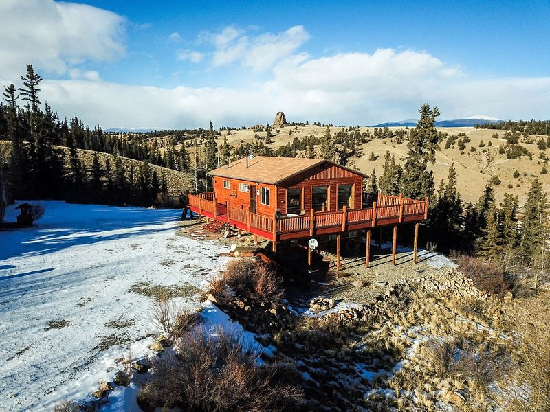 Your Colorado Mountain Escape!, holiday rental in Jefferson