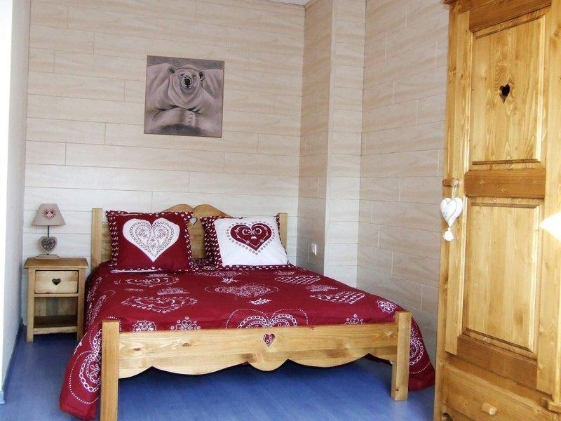 Appartement 3*+garage dans résidence de standing, balcon vue lac, centre-ville, vacation rental in Gerardmer