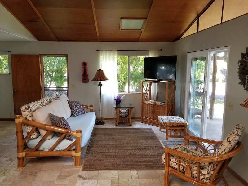 Welcome To Mango Cottage, alquiler vacacional en Kawaihae