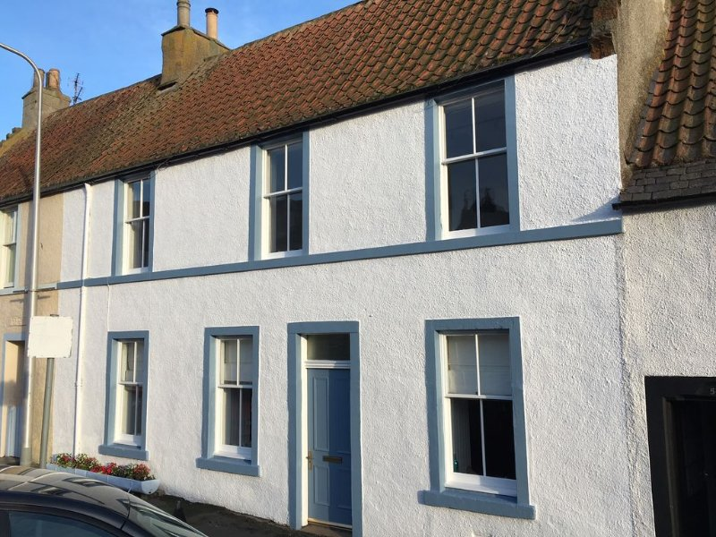 Two bedroom apartment in the picturesque historic village of Crail, holiday rental in Crail