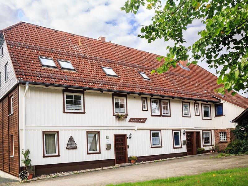 Neue, moderne Ferienwohnung im Herzen des Harzes, location de vacances à Herzberg am Harz