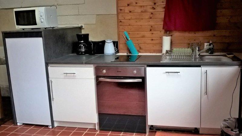 Nova cozinha equipada