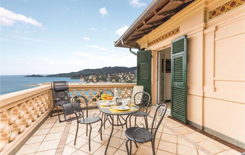 2 bedroom accommodation in Rapallo -GE-, holiday rental in Coreglia Ligure