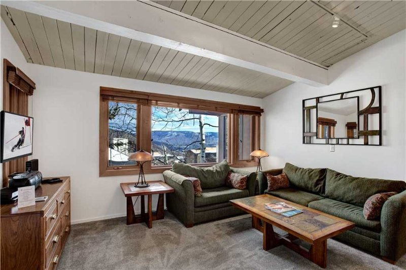 Click to Save 25% on Studio+loft in Snowmass, great ski access!, vacation rental in Snowmass Village