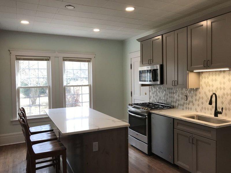 Nueva cocina de marzo de 2018