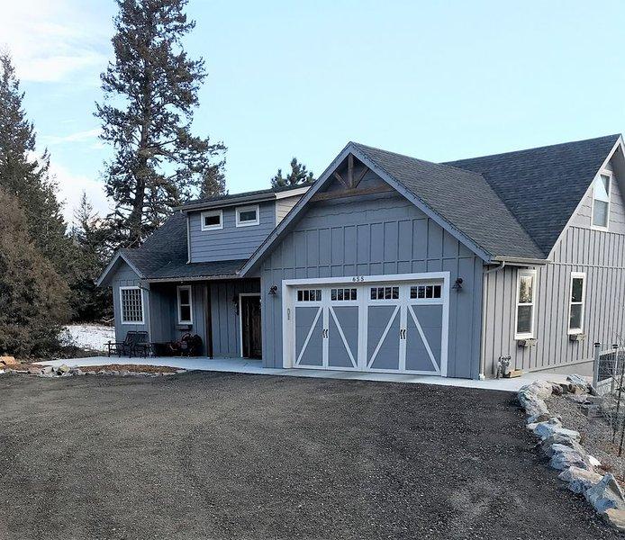 Bella casa su misura Progettato dal proprietario / costruttore