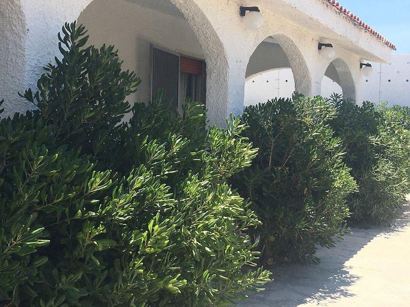 BELLISSIMA VILLA SUL MARE, vacation rental in Porto Cesareo