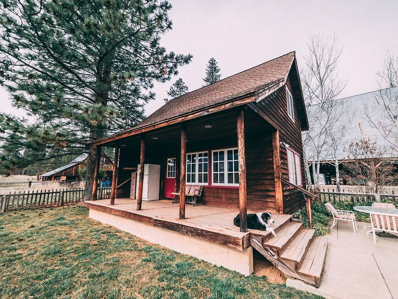 Spectacular mountain cabin, holiday rental in Plumas County