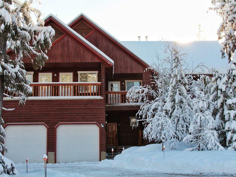 Polar Peak Lodge | Åka in och 10 minuters promenad till backarna.