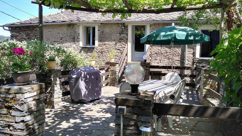gîte pour 2 à 4 personnes au coeur des Cévennes, alquiler vacacional en Lozere