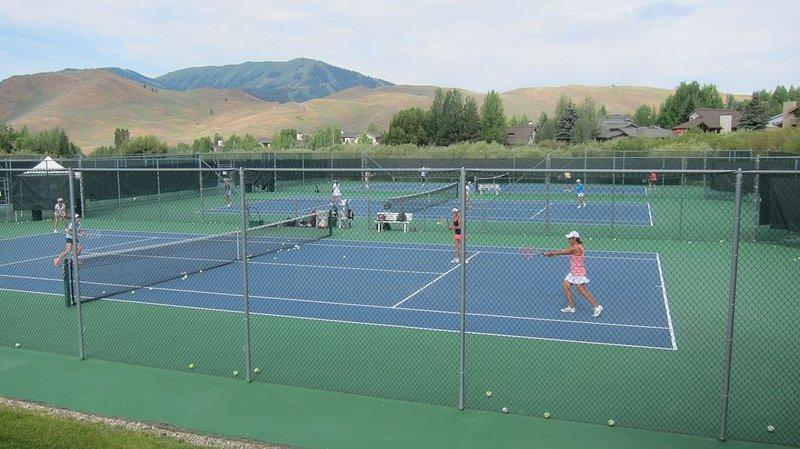 Harker Centro campos de ténis