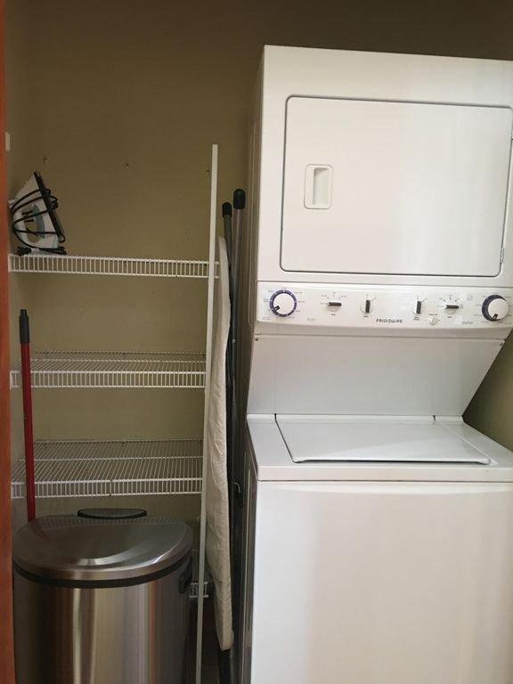 Washer Dryer Iron, Ironing Board