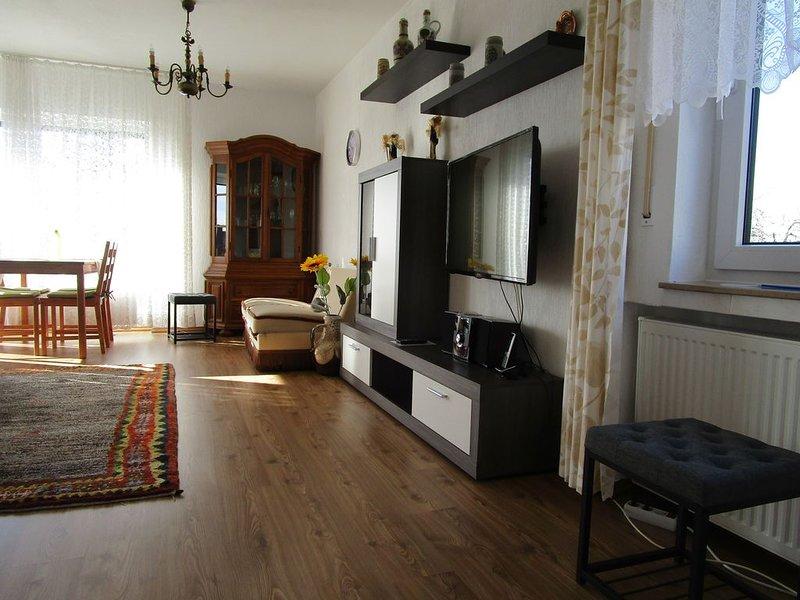 Sala de estar Wall TV