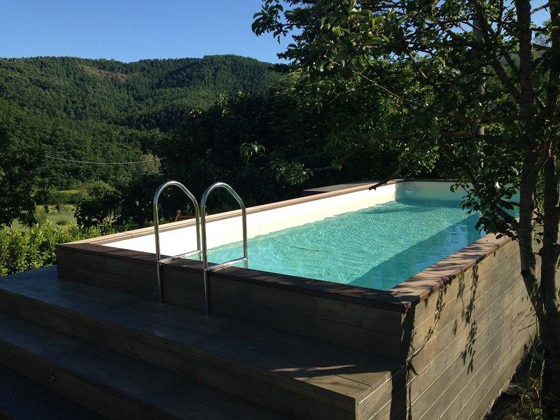 Your luxury holiday retreat near a golf course and horse riding school., casa vacanza a Monte Santa Maria Tiberina