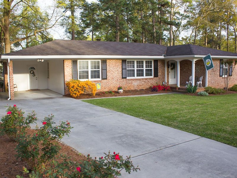 Masters Rental - 2 Miles From The Augusta National!!! 3 Bed/2 Bath, alquiler vacacional en Augusta