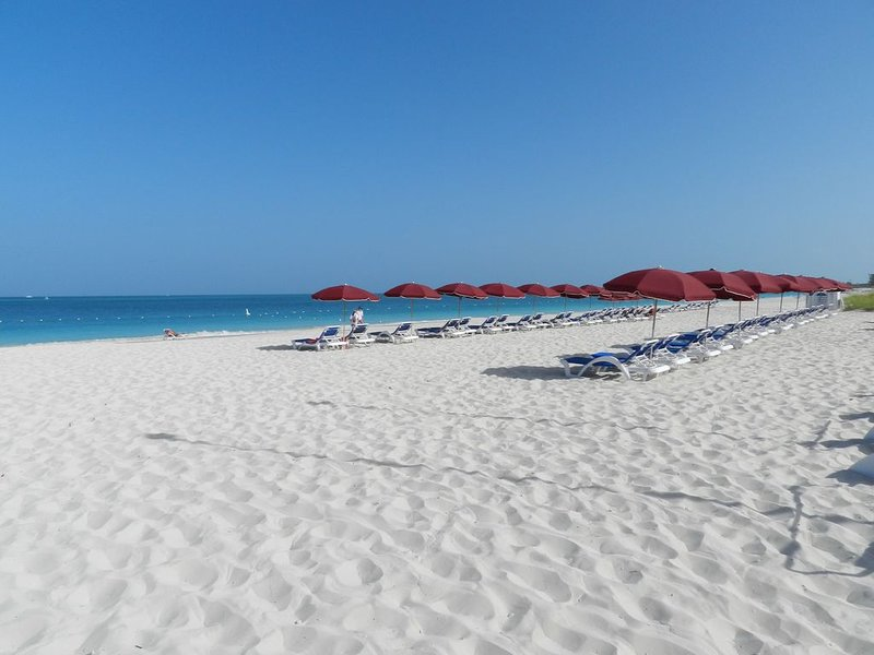 Beach à Royal West Indies Resort