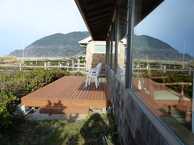 Manzanita-Old Time Beach Front Simplicity. Come And Relax. MCA 316, location de vacances à Manzanita