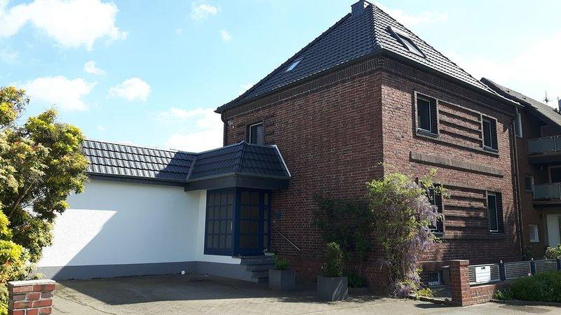 Traumhafte Lage , direkt an den Niers-Auen, holiday rental in Krefeld