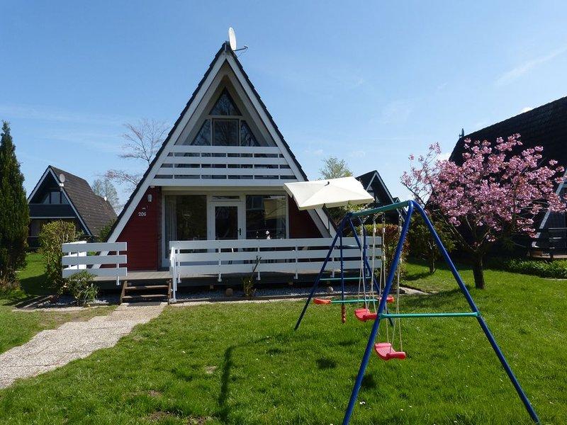 The family-friendly Villa Linus is in a closed holiday park, location de vacances à Butjadingen