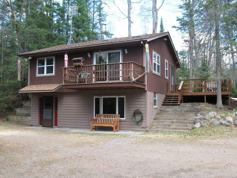 High Lake Cabin - Boulder Junction, WI - $169.00/nt/4 Guests, holiday rental in Boulder Junction