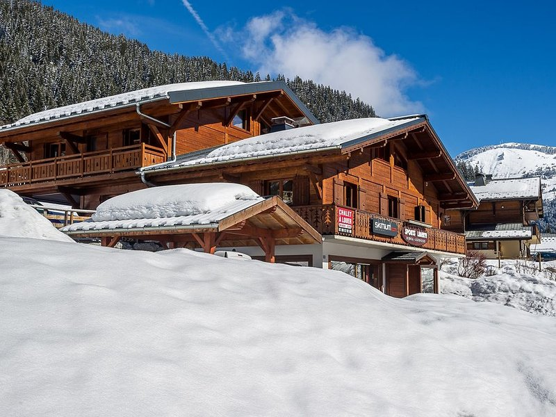 Chalet  Bruno  a Châtel, vacation rental in Chatel