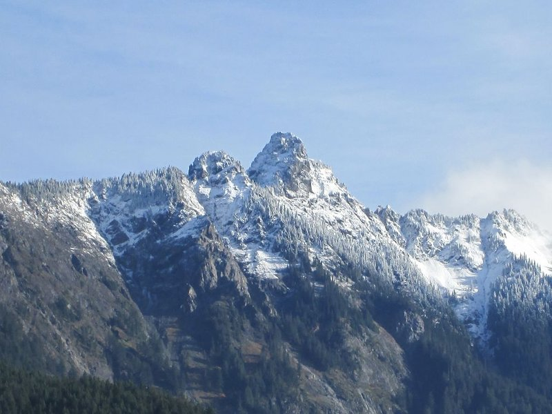 Private clean cabin with great views/dog friendly /close to town +Mt.Baker !, vacation rental in Glacier