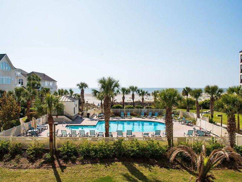 Oceanfront Condo Wild Dunes Resort  Charleston, SC, alquiler de vacaciones en Isle of Palms