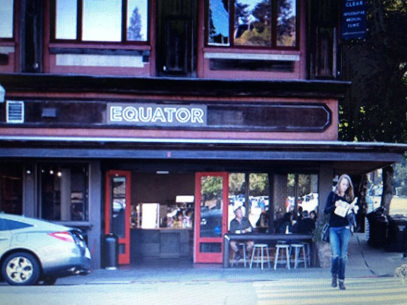 Looking for java?  Just stroll downtown to neighborhood favorite, Equator.