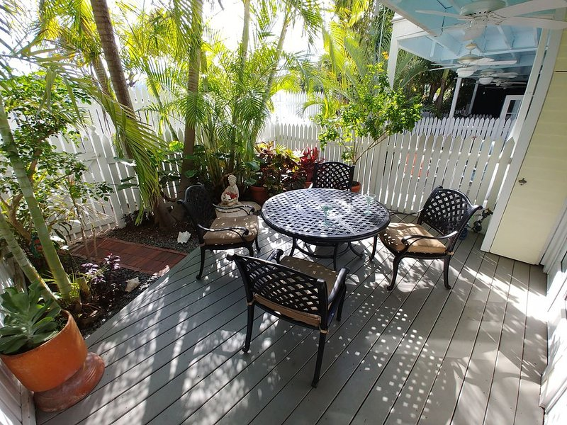 Conch Get Enough!  - Key West's Old Town Truman Annex, vacation rental in Key West
