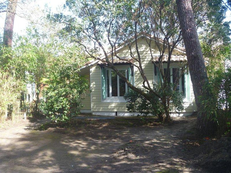 Notre petite villa Pacari, location de vacances à La Teste-de-Buch