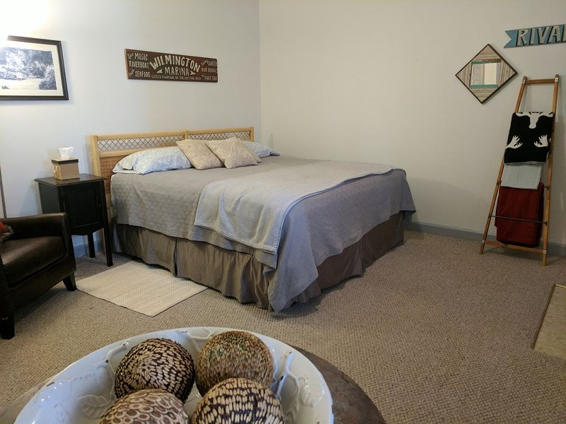 Studio Downtown Wilmington, vacation rental in Wilmington