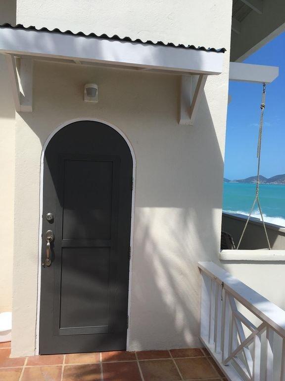 Casa Caribe Haustür