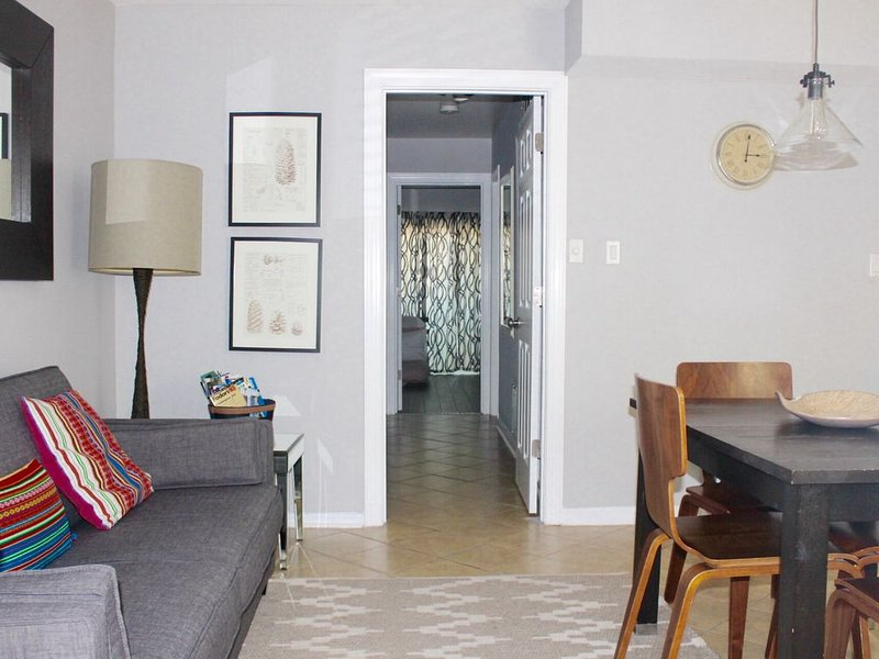 Cozy Basement at the best location, free parking!, vacation rental in Washington DC