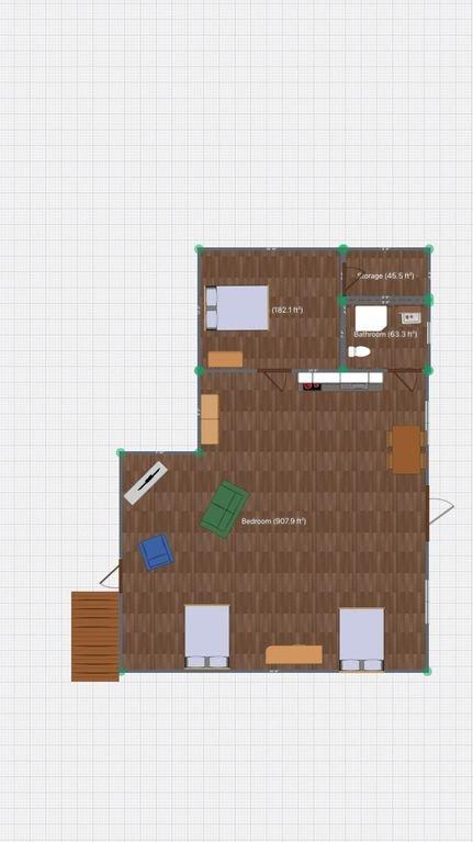 Basement layout