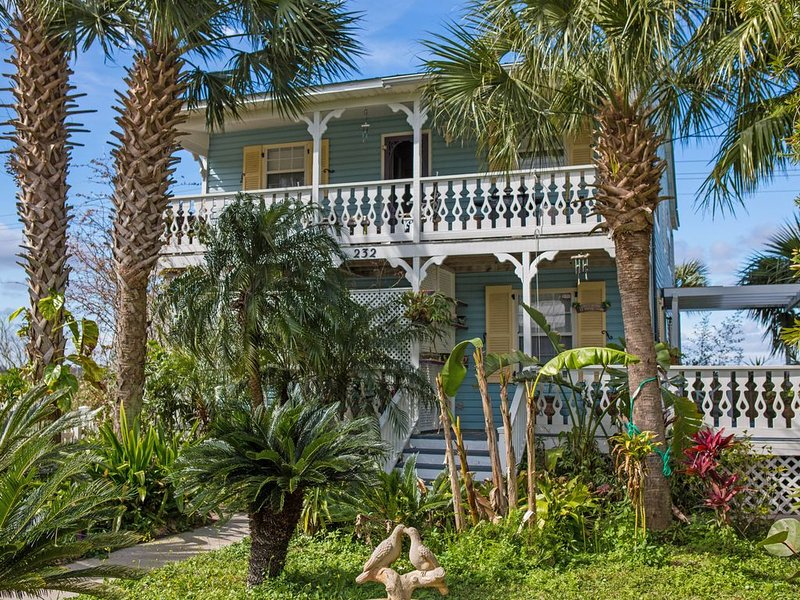 HARBOR ISLAND - A GEM IN THE HISTORIC DISTRICT., holiday rental in St. Augustine