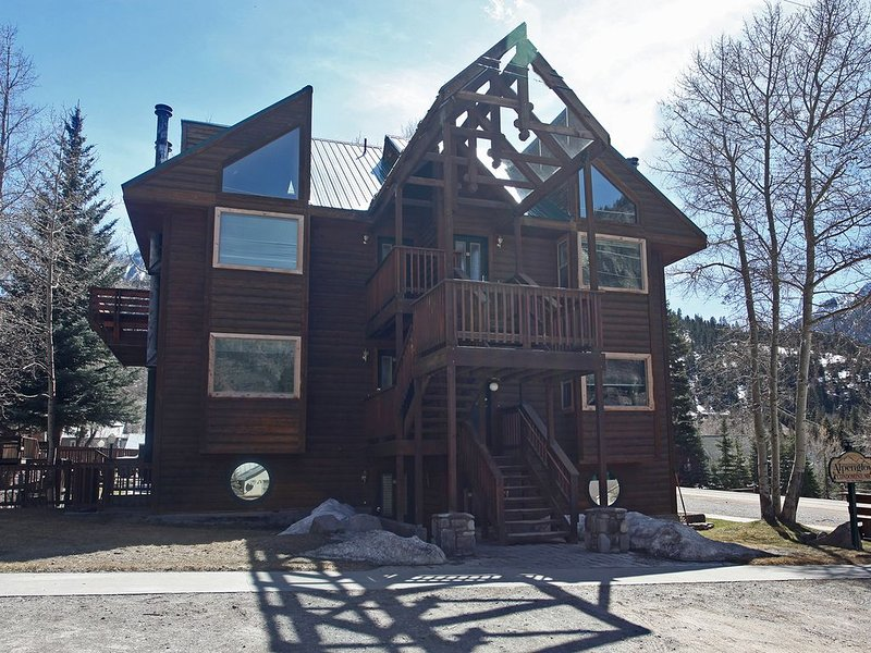 Affordable, Comfortable Condo Close to Everything in Ouray!, holiday rental in Ouray