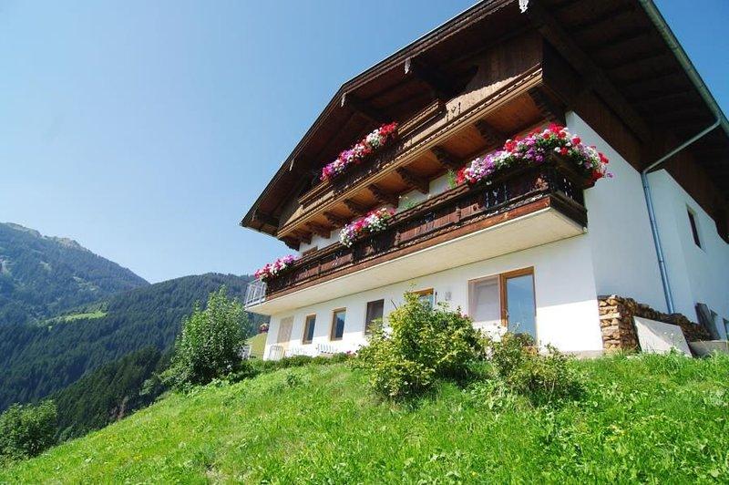 Property 0035 Apartment for 2-4, alquiler vacacional en Hippach