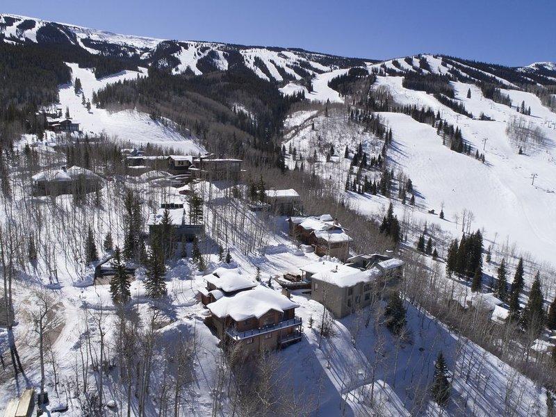 Ski in - Ski Out! Snowmass Colorado, casa vacanza a Snowmass Village
