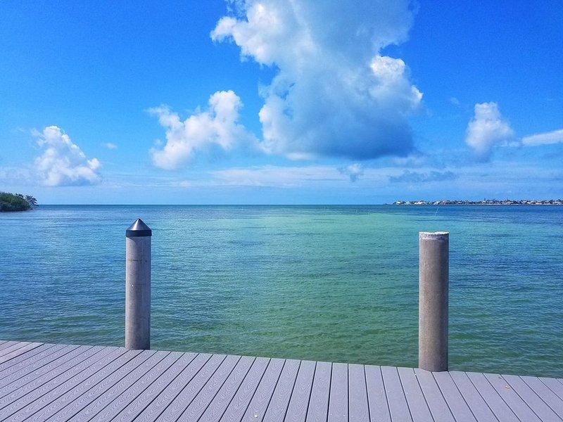 5 Bed~ 5.5 Bath~ Pool/Hot Tub~ Free Boat Dock~ Free WiFi~ Water Views, casa vacanza a Conch Key