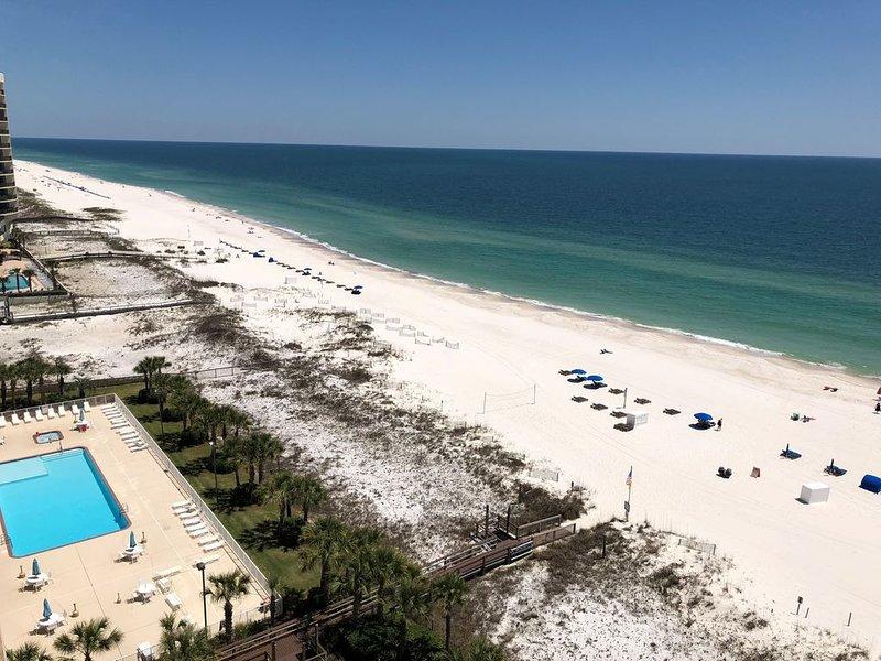 Regency Isle #910 – 9th floor Beach Front, vacation rental in Orange Beach