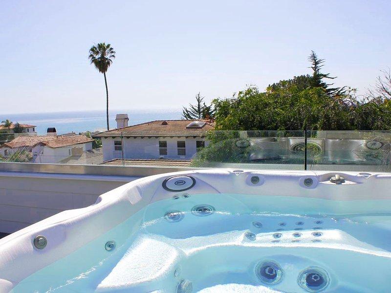Short Walk to Beach! Jacuzzi and Ocean View Roof Deck!, alquiler de vacaciones en San Clemente