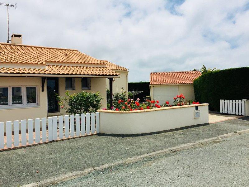 Très Jolie villa proche mer pour séjour inoubliable  de 497€ à 1300€ la semain, alquiler vacacional en Vendee