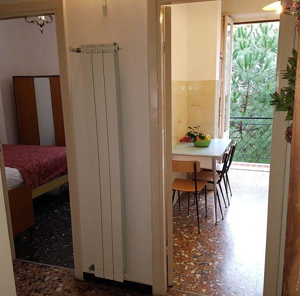 Ca' de Alice - Mare, verde e relax in Noli!, vacation rental in Torre del Mare