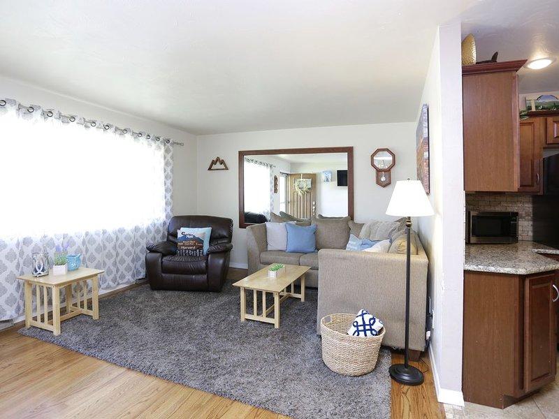 Nous espérons que vous aimez notre maison confortable autant que nous!
